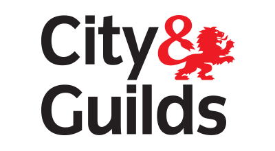 Logo city and guilds