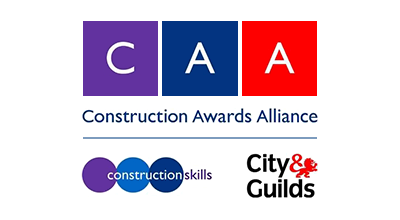 Logo construction award alliance caa