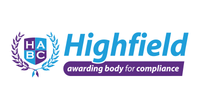 Logo highfield awarding body for compliance