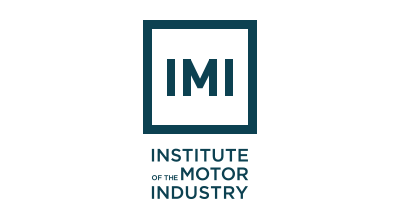 Logo institute of motor industry imi