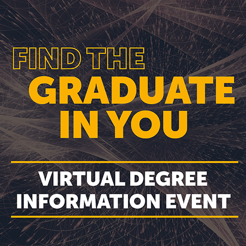 Higher Education Virtual Open Event